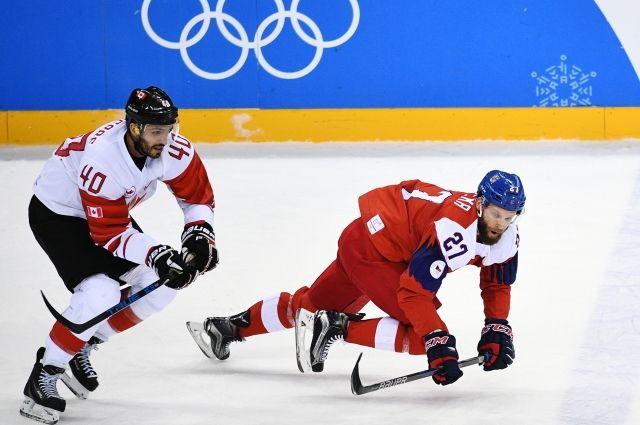 Сборная Канады по хоккею победила Чехию в матче за бронзу Игр-2018