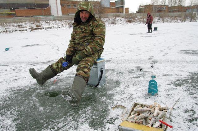 Время зимней рыбалки прошло.