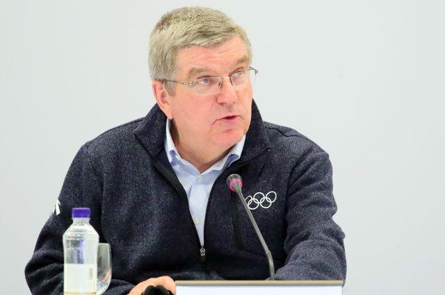 Бах сообщил, что спортсменов из РФ будут чаще других проверять на допинг