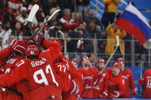 Российские хоккеисты стали олимпийскими чемпионами Пхенчхана - Real estate