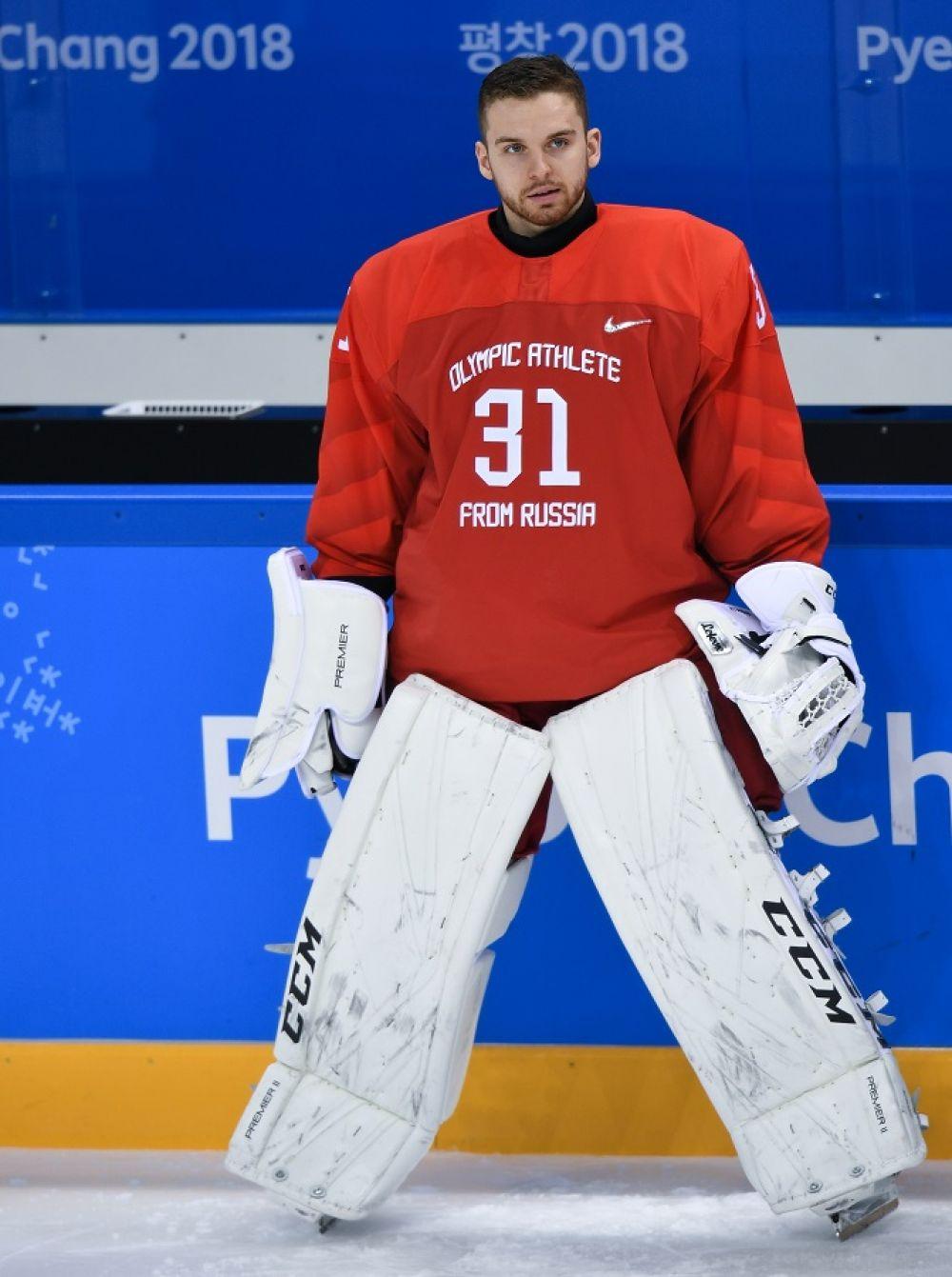 Илья Сорокин.