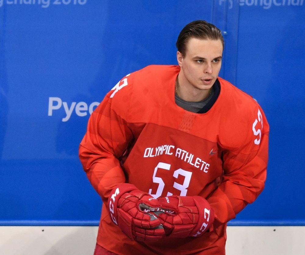 Алексей Марченко.