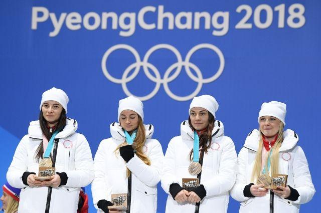 Путин встретится сроссийскими призерами Олимпиады