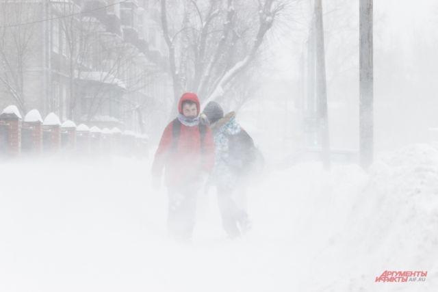 Ночью иутром 26февраля вТатарстане похолодает до-30
