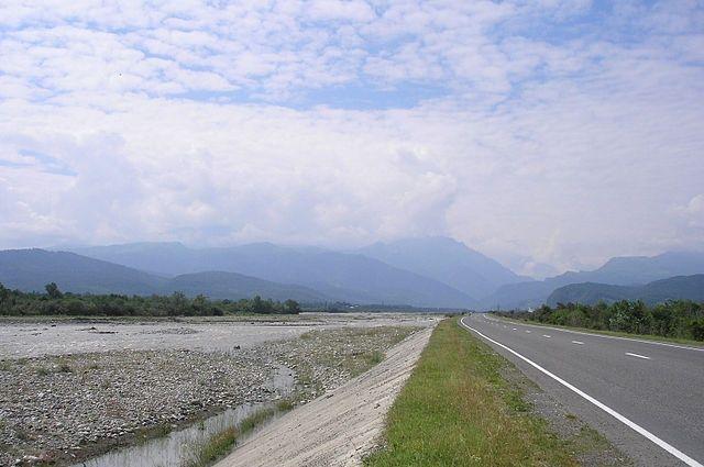 Река Ардон (архивное фото)