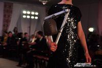 Омичка участвовала во многих модных показах.