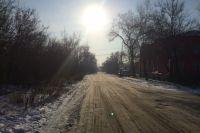 Зимняя дорога коварна.