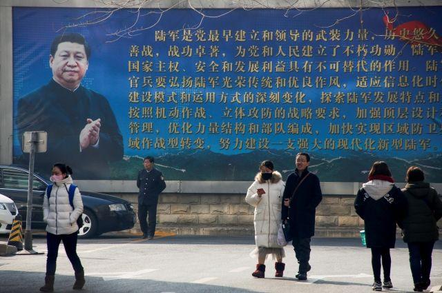 Компартия Китая предложила позволить главе Китайская республика править пожизненно