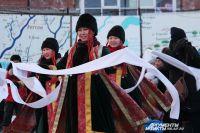 В этнопарке вы можете приобщится к бурятским традициям.