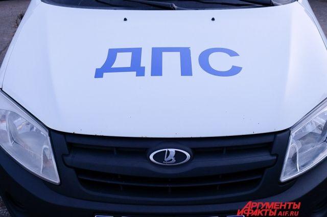 УМВД: на орской трассе в ДТП с Lifan погиб водитель «ВАЗа».