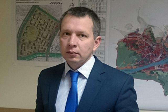 Роман Соколов с мэрии с 2013 года.