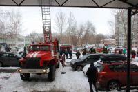 МЧС: в Оренбурге при пожаре на ул. Бресткой никто не погиб.