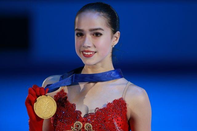 Идея появилась ещё до того, как спортсменка выиграла золотую медаль на Олимпиаде.