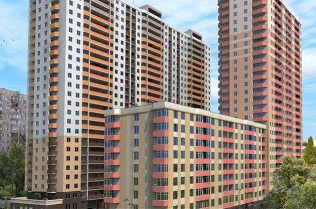 Госстат: В Украине выросло количество введенного в эксплуатацию жилья