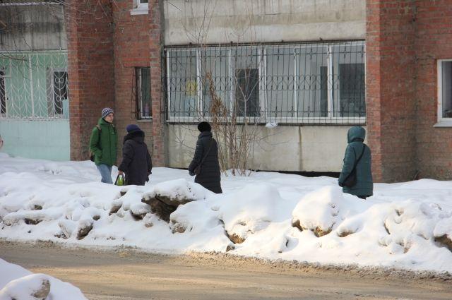 Синоптики утверждают, что зима в марте ещё продолжится.