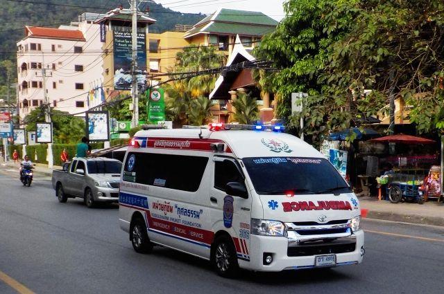 Кошмарная авария вКамбодже: один погибший, неменее 19 пострадавших