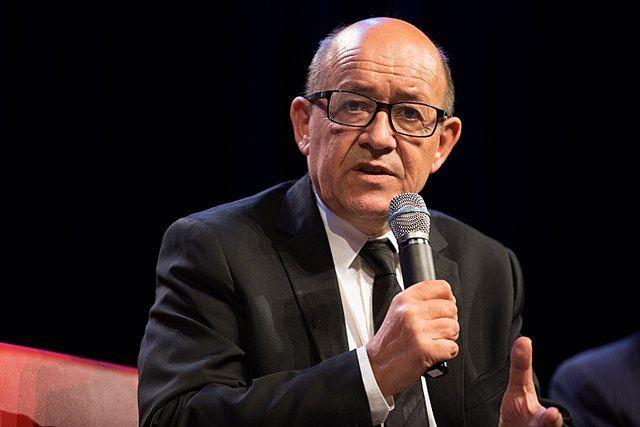 Глава МИД Франции выразил поддержку инициативе РФ по Восточной Гуте