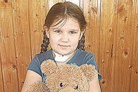 Руслана мечтает сесть за школьную парту и ходить в бассейн.