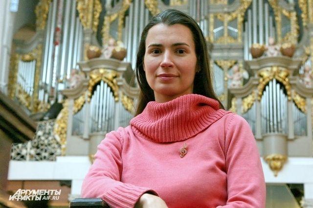 Наталья Павлова.