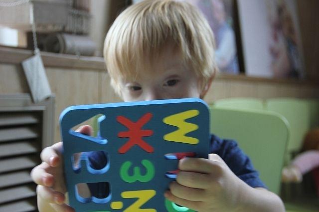 Улучшить состояние особого ребенка можно регулярнями занятиями.