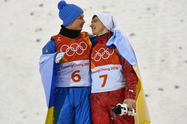 Александр Абраменко (слева) и Илья Буров