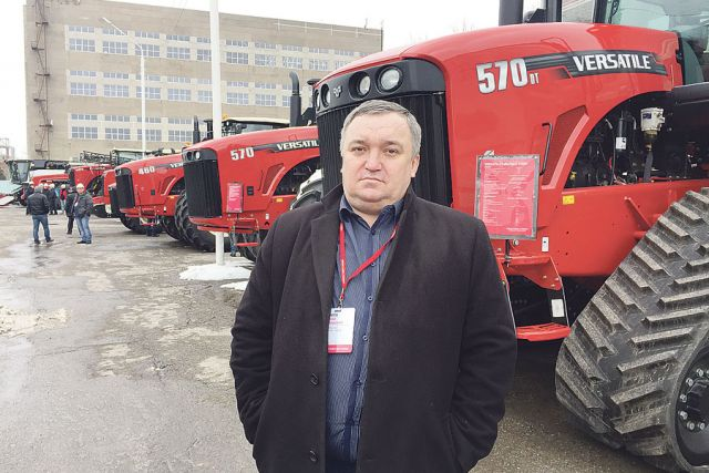 Карасёв Алексей Леонидович -  директор ДЦ г. Липецк.