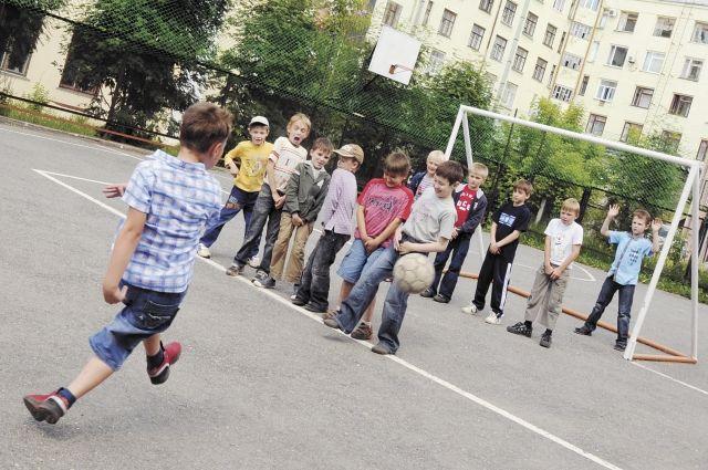 В Пермском крае планируют проводить региональные соревнования для дворовых команд по разным видам спорта.