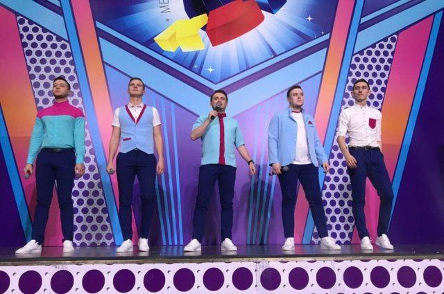 Команда КВН «Смородина» из КемГУ выиграла Кубок губернатора.