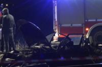 Смертельное ДТП в Польше: авто с украинцами столкнулось с рельсовым поездом