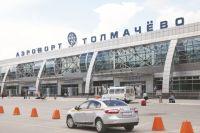 Мужчину задержали и доставили в полицию на территории аэропорта.