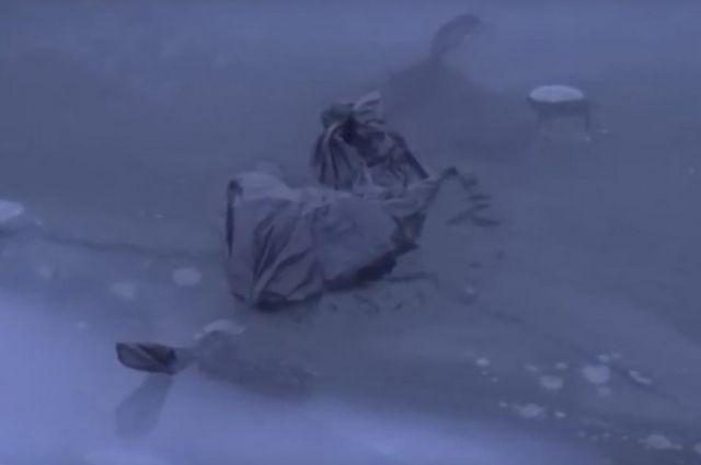 Тело женщины обнаружили в районе станции Батарейная в Иркутске.