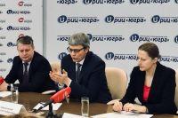 На фото: А. Молостов, А. Добровольский и Е. Кутефа