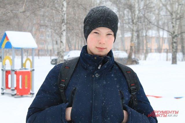 Даша Антонова.