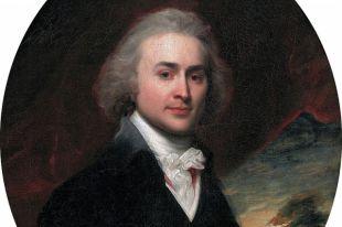 Джон Куинси Адамс (художник Д. С. Копли), 1796 год.