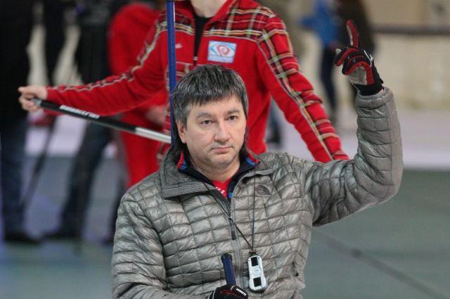 Марат Романов.