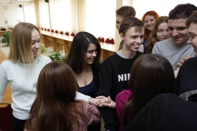 Студентам Тюмени помогла шляпа Гарри Поттера