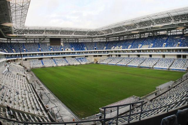 Тестовый матч «Балтика»— «Шальке» настадионе «Калининград» перенесен