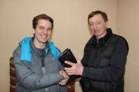 Вадим вернул деньги законному владельцу.