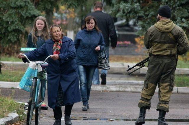 ТКГ: Незаконные формирования гарантируют безопасность бригадам Vodafone