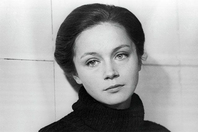Ирина Купченко, «Странная женщина» (1977).