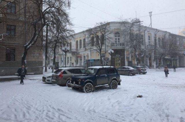 1 марта 2018 года в Симферополе.