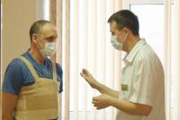 «Теперь у Виталия бодрое сердце», – говорит заведующий кардиоотделения Дмитрий Ананьев.