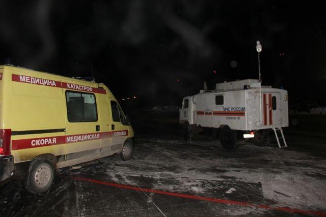 Спецборт МЧС перевезет тяжелобольную калининградку на лечение в Москву/