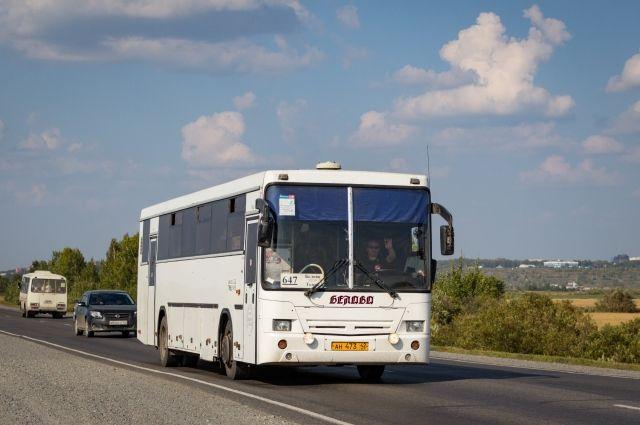 Транспортный парк Кемеровской области пополнился новыми автобусами.