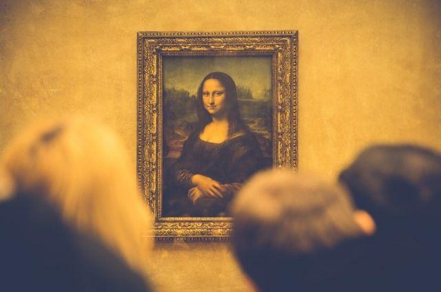 «Мона Лиза» может покинуть Лувр впервый раз с1974 года