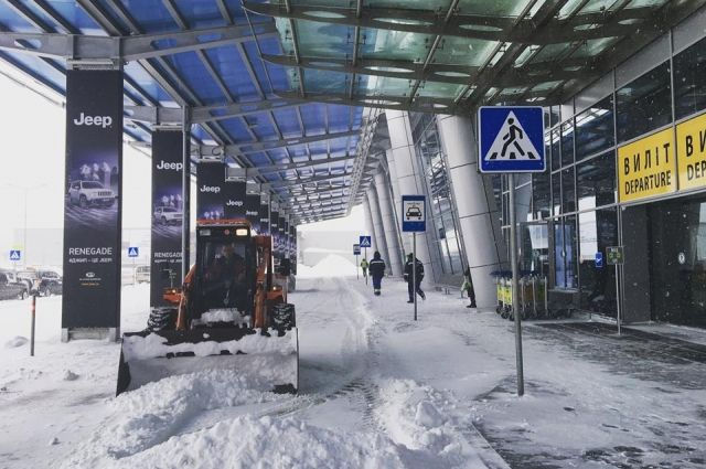 В «Борисполе» задерживаются все рейсы: названа причина