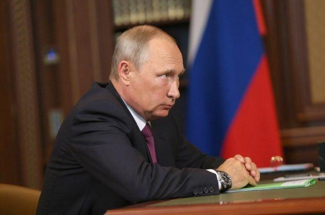 Владимир Путин 2 марта посетит Калининград.
