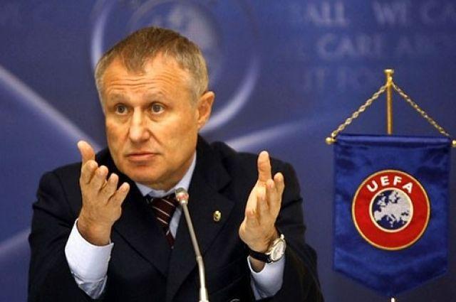 Григория Суркиса подозревают в растрате «платежей солидарности» УЕФА