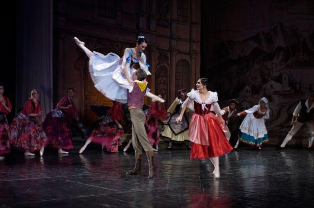 В Нижнем Новгороде пройдет благотворительный балет «Истории любви».
