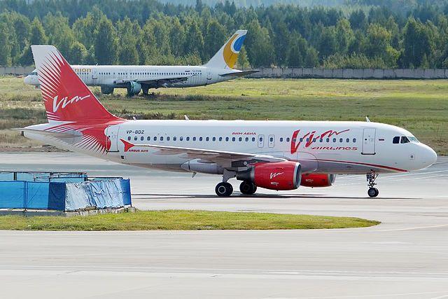 Налоговая служба подала иск обанкротстве авиакомпании «ВИМ-Авиа»